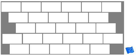 The gallery for   > Herringbone Tile Pattern 12x24