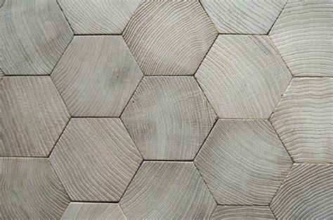 Wood Effect Hexagon Tile   Mosaic Idea