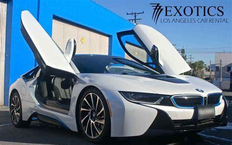 Los Angeles Luxury Exotic Car Rental Bmw I8