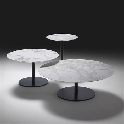 white marble table l gallery of luxurious white marble coffee table round