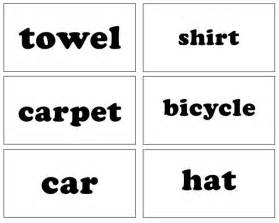 printable flash cards sight words 1