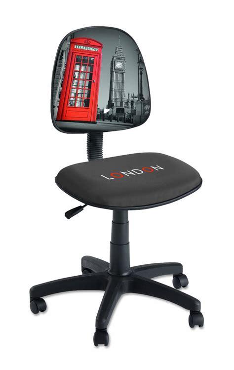 chaise de bureau pour ado fille