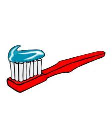 Toothbrushes Clip Art
