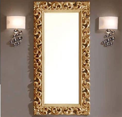 astuce pour dorer un encadrement de miroir astuces bricolage