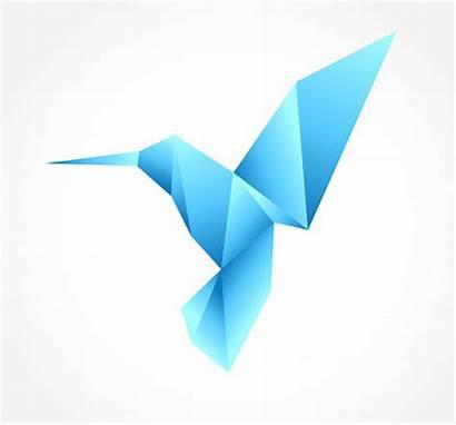 Illustrator Photoshop Origami Tutorial Tutorials Graphic Paper