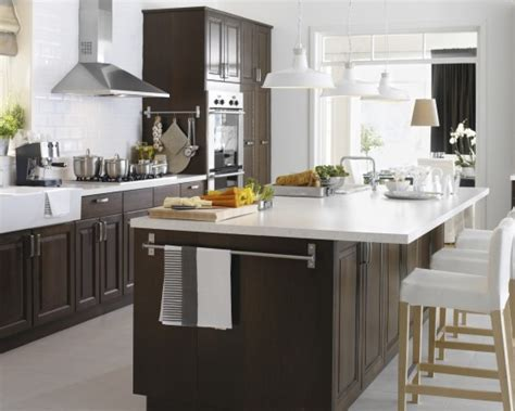 ikea kitchens ideas 11 amazing ikea kitchen designs interior fans