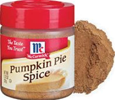 substitute for pumpkin pie spice object moved