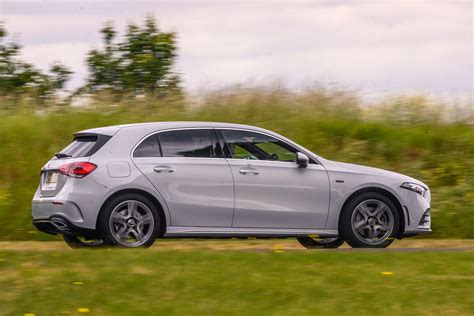 The question is if you want ready power or prodigious power. Mercedes-Benz A250e AMG Line Premium 2020 UK review review - Polish News