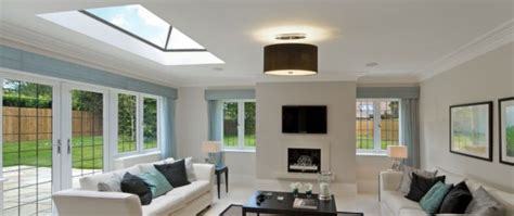 15 Glass Roof Living Rooms For Closing The Nature