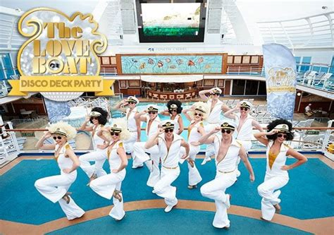 Princess Cruises Love Boat Theme by Editor S Choice 7 Best Cruise Ship Parties At Sea
