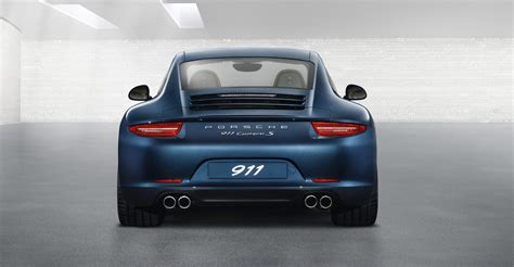 porsche back new porsche 911 porsche 991 in details porsche review
