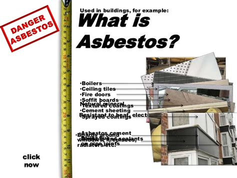 what to look for in a home asbestos learning package