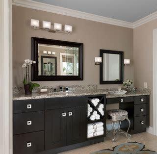 mirrored kitchen cabinets ksi designer jim mcveigh transitional bathroom 4161