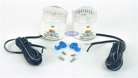 Led Boat Trailer Pole Lights by Guide Pole Post Led Light Kit For Boat Trailers By Ce Smith