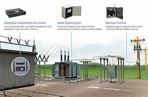 Ge Digital Energy   Industry Solutions   Substation Automation