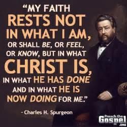Spurgeon Quotes Charles Spurgeon Quotes On Quotesgram