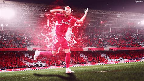 erling haaland wallpaper iphone hd football