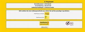 Postfinance E Finance : zahlung postfinance paypal ~ Watch28wear.com Haus und Dekorationen