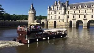 La Loire En Bateau : ch teau de chenonceau avec bateau sur le cher ch teau de la loire castle youtube ~ Medecine-chirurgie-esthetiques.com Avis de Voitures
