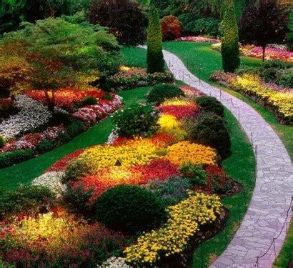 Schöner Garten  Tolle Gartengestaltung Und Gartendeko Für