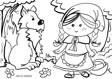 disegni da colorare e da stare per bambini 30 stare disegni cappuccetto rosso da colorare per