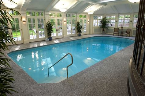 Indoor Swimming Pool At Home
