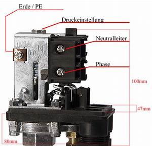 Druckschalter Hauswasserwerk Einstellen : pressure switch compressors air compressor 230v air compressor pressure switch ebay ~ Orissabook.com Haus und Dekorationen