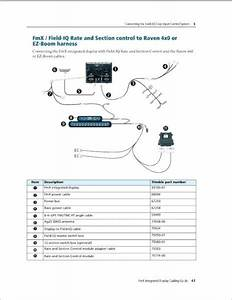 Trimble 750 Wiring Diagram