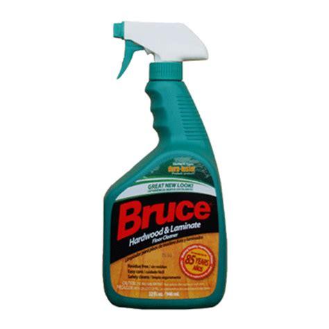 bruce hardwood cleaner bruce hardwood laminate floor cleaner 32 ounce spray