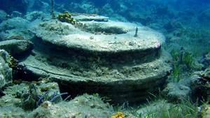 Panoramio - Photo of Underwater ancient Greek ruins