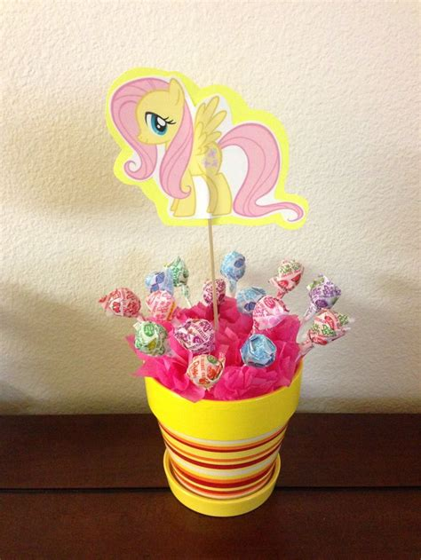 my little pony table fluttershy my little pony table decoration my