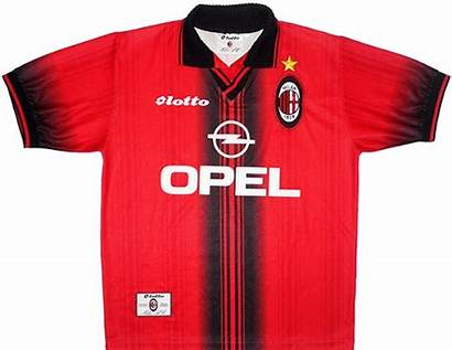 Milan 1997 Trikots Away Mailand Third Kits