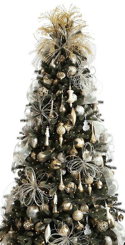 beautiful christmas tree holiday ideas pinterest