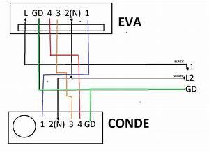 Solucionado  Problema Con Diagrama De Minisplit 220vbi