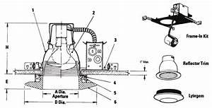 Lytecaster Recessed Downlighting 1304 Manuals