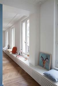 Radiateur Qui Fuit En Bas : cache radiateur comment dissimuler un radiateur ~ Premium-room.com Idées de Décoration