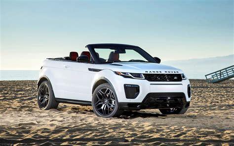 2019 Range Rover Evoque Autosdriveinfo