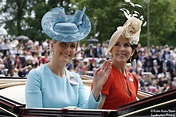 It's Dolce & Gabbana for Kate's Royal Ascot Debut UPDATED ...