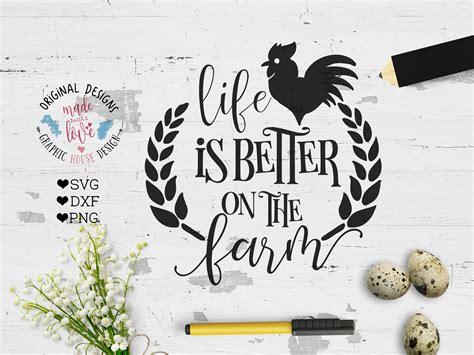 life     farm svg graphic objects