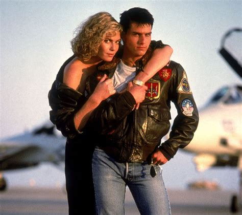 Young Tom Cruise Talks 'top Gun' In 1986