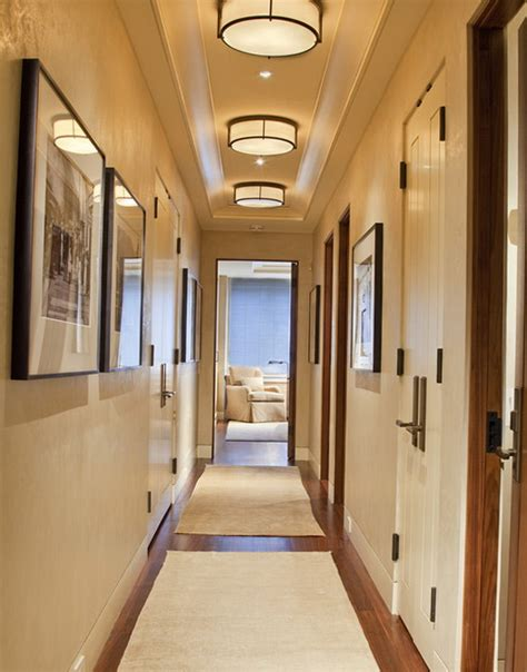 beautiful design hallway and corridor home interior