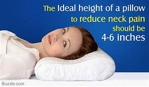 How to go about choosing the best pillow for neck pain for Best pillow for someone with neck problems
