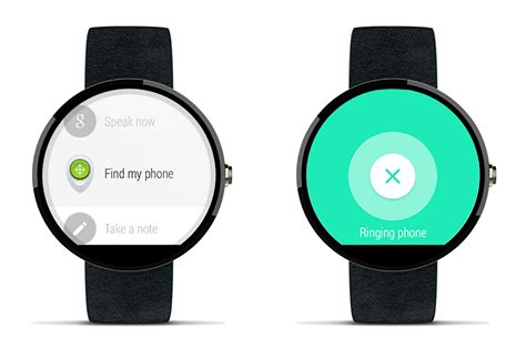 how to add a phone to find my iphone adding find my phone feature to android wear
