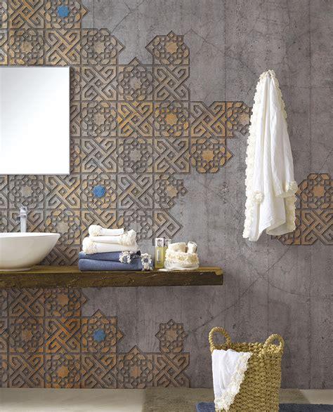 Tapete In Der Dusche by Neue Tapeten F 252 R Bad Dusche Oder Wohnen Farbefreudeleben