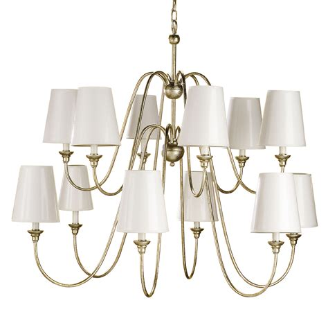currey and company 9289 twelve light chandelier