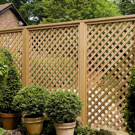 Trellis Fencing by The 25 Best Trellis Fence Ideas On Vine
