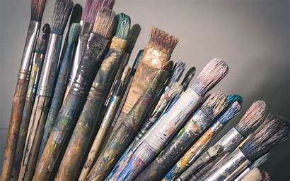 Paint Brushes Artistic Wallpapers