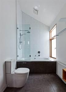 Paroi Vitrée Douche : baignoire avec paroi vitr e pour la douche ~ Zukunftsfamilie.com Idées de Décoration