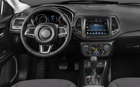 jeep compass limited interior jeep compass flex automático desempenho e consumo car