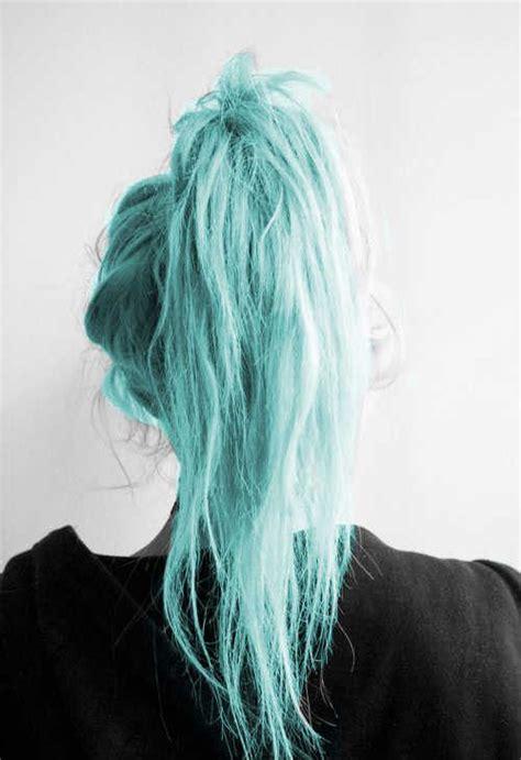 Mint Green Hair Chalk Large Salon Grade Stick